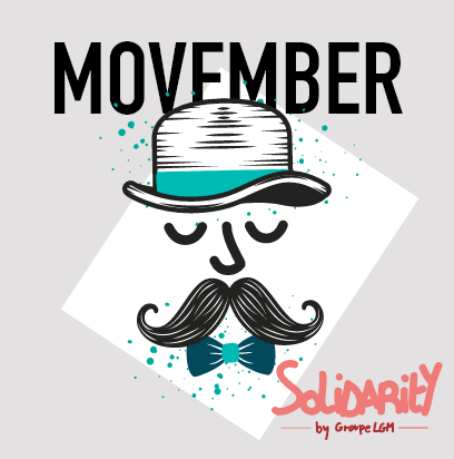 Get ready to show off your beautiful moustaches!